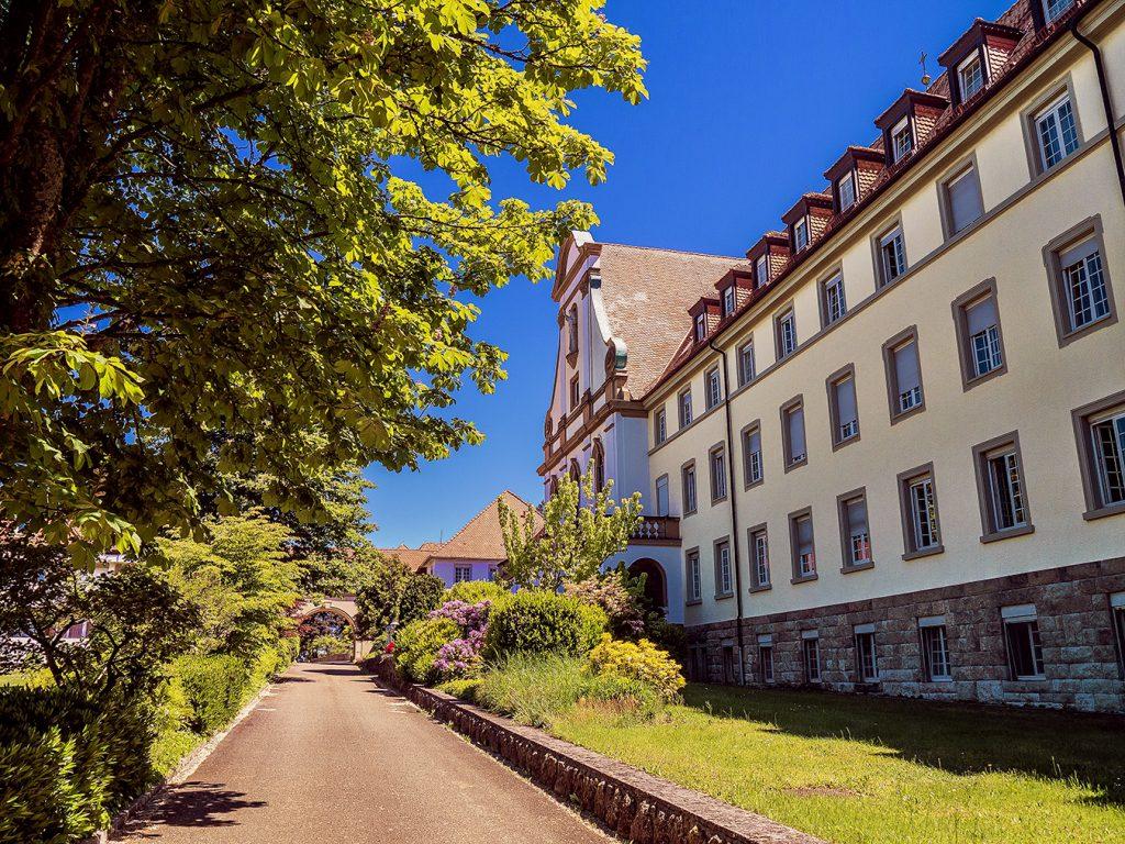 Kloster Maria Hilf in Bühl